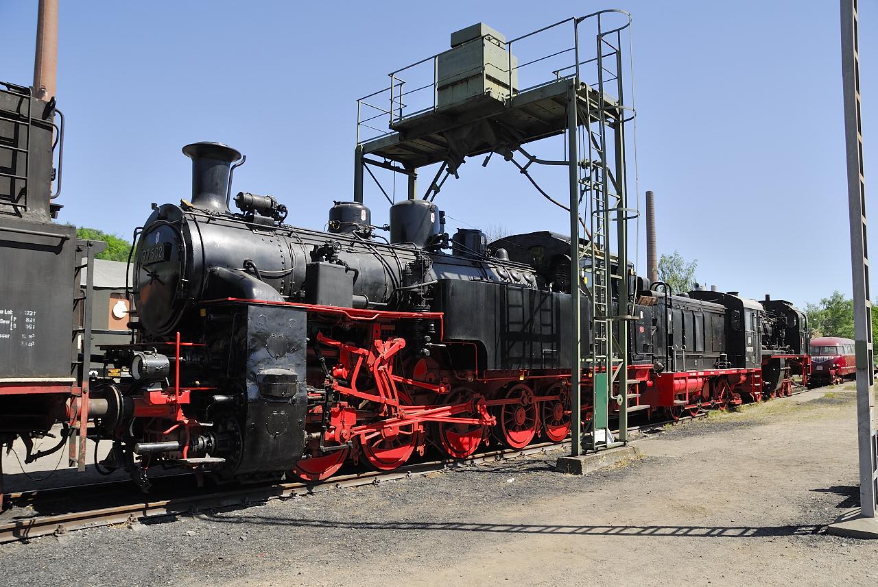 97502 Zahnrad-Dampflok