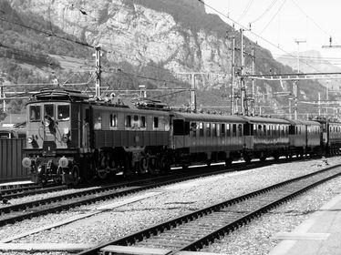 125 Jahre Gotthardbahn