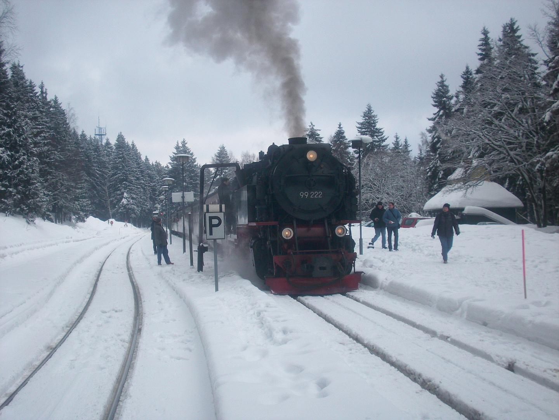 99 222 in Schierke