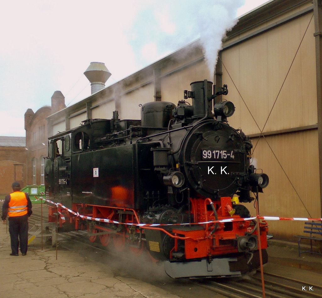 99 Lok in Meiningen