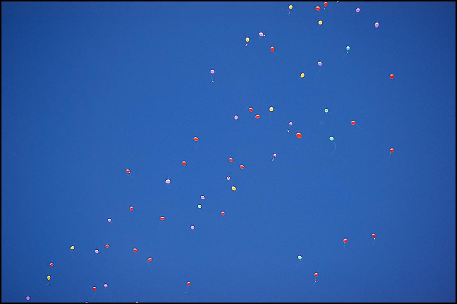 99 Luftballons ....