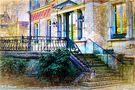 Hotel de Ville ... Epernon von Hany HOSSAMELDIN
