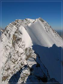 Gipfel und Grate