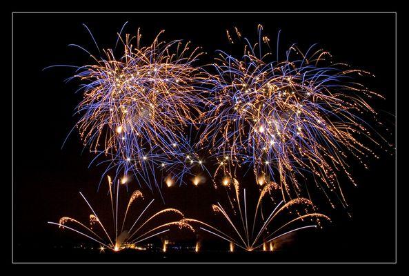 9th International Symposium on Fireworks in Berlin
