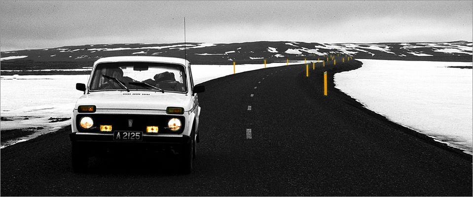 A 2125 on the Road