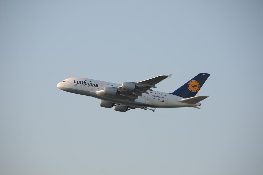 A 380 - Guten Flug