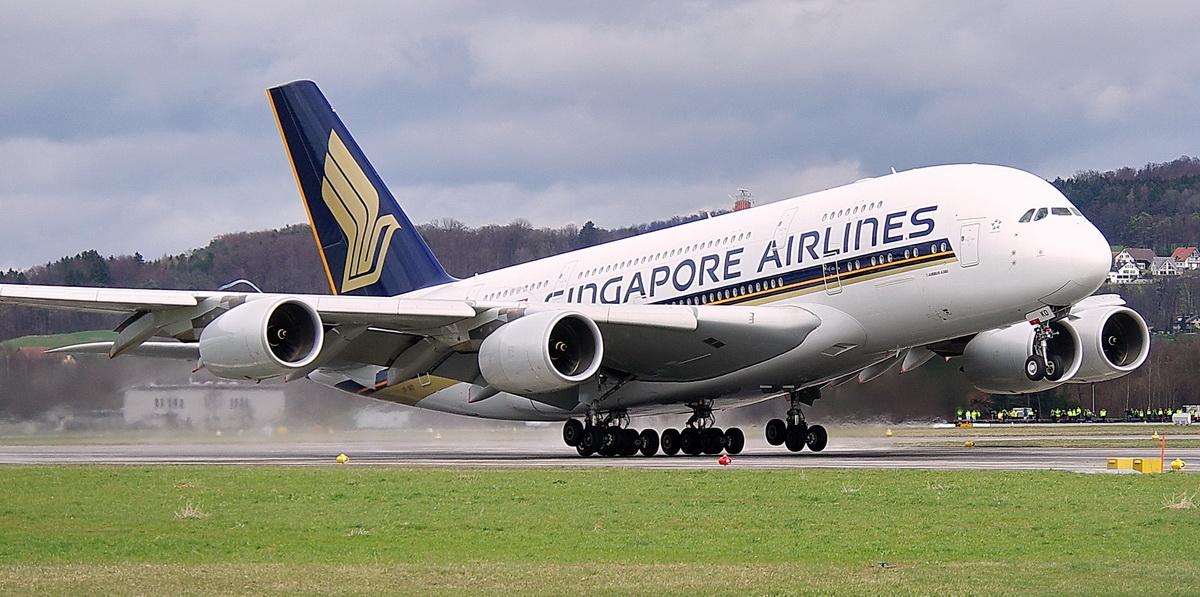 A 380 Take off (2)