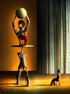 A Bailarina.