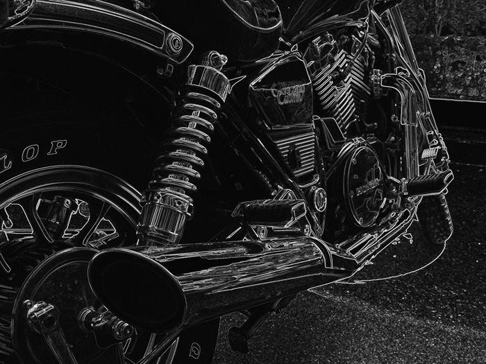 A biker's dream