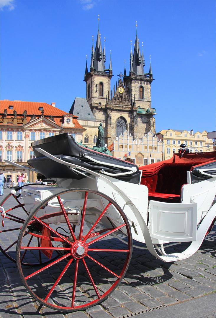 a bisserl Prag