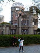 A-Bomb Dome Shooting