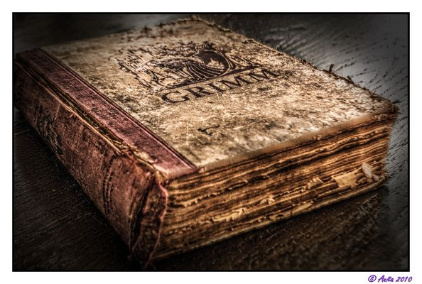A book of fairytales