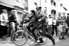 A byciclette