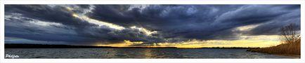 A Cache-cache avec les nuages - version 2 von Philfoto