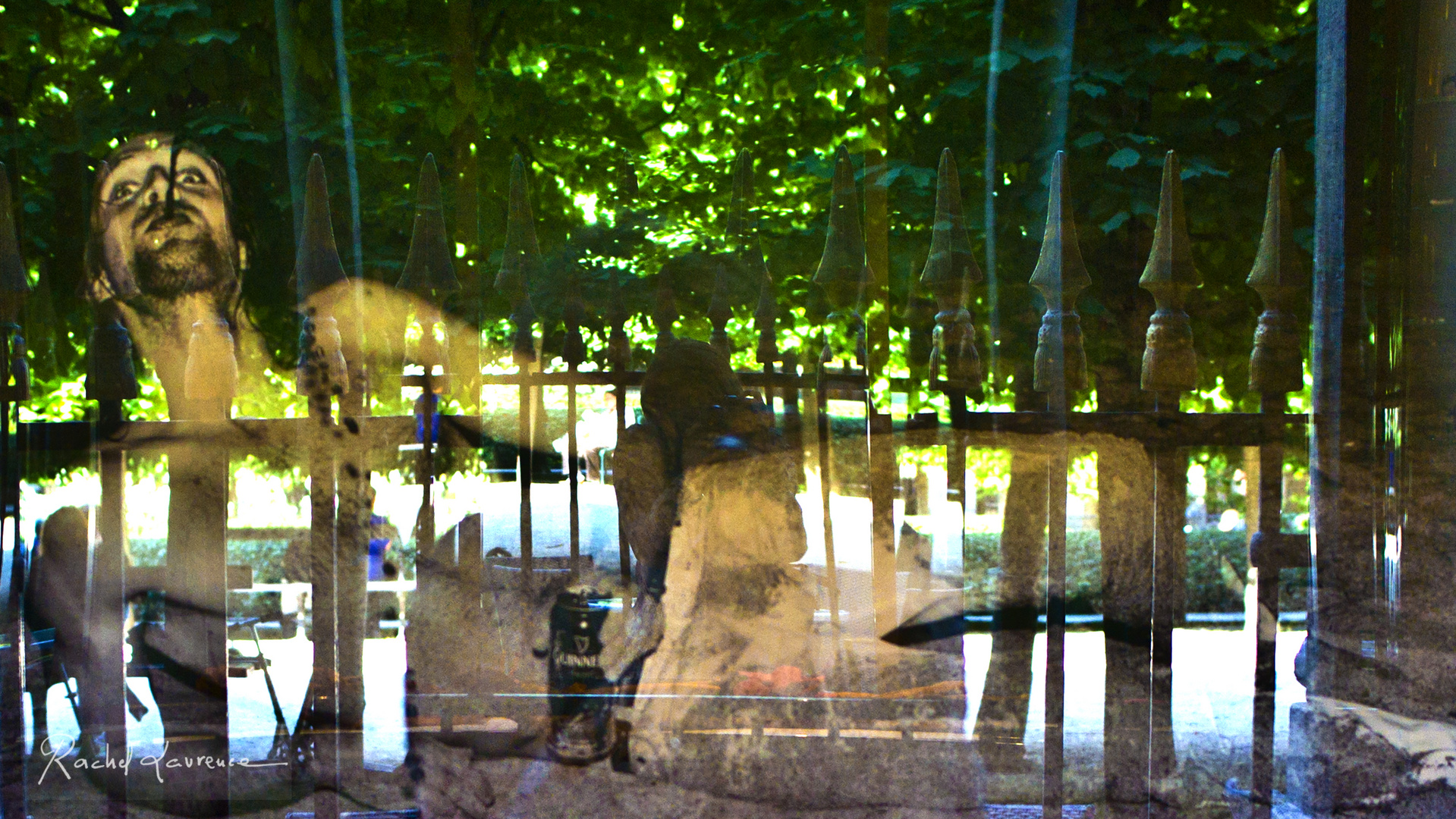A chacun sa manière de se relaxer au Palais Royal