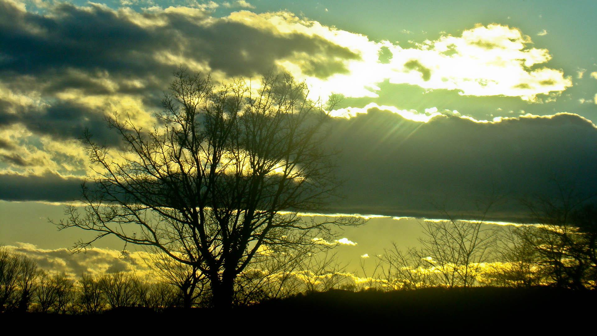 A ciel couvert