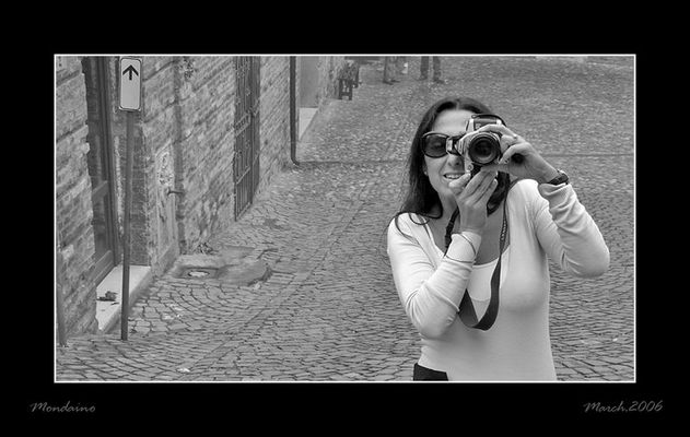A Cinzia, Francesca, Blu.....
