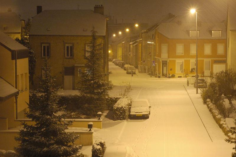A cold night