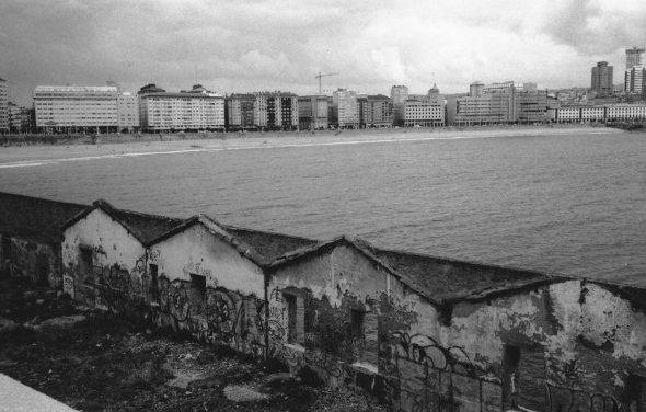 A Coruña ¿Antiguo matadero?