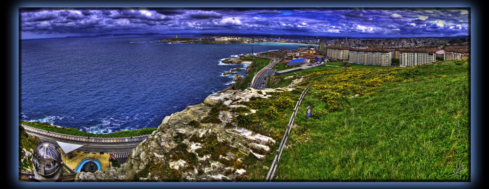 A Coruña con detalle
