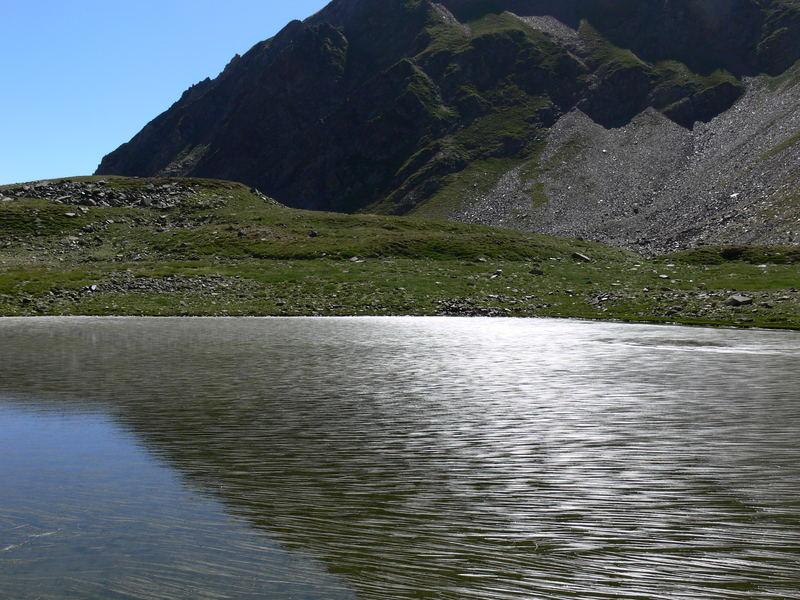 A côté du lac d'Oncet. 0707