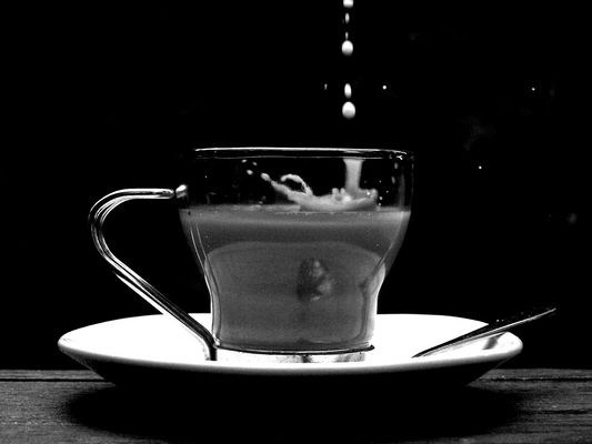 A Cup of Coffe ?