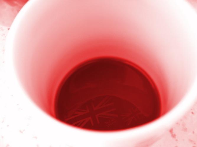 a cup of tea ?