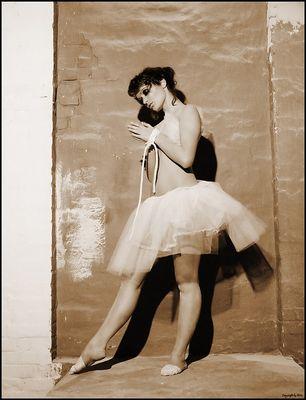 a dancer...03 b&w