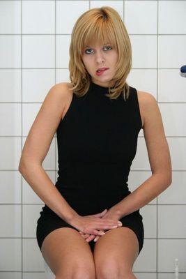 a desperate housewife?
