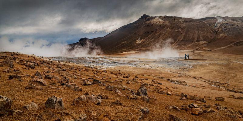 A distant Earth | Eine ferne Erde