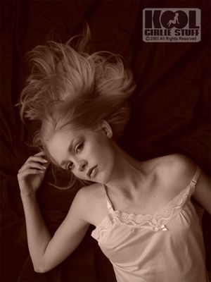 A Dutch Beauty......