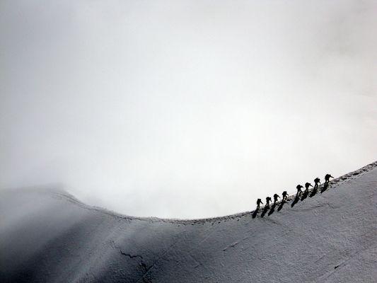 A flanc de Montagne
