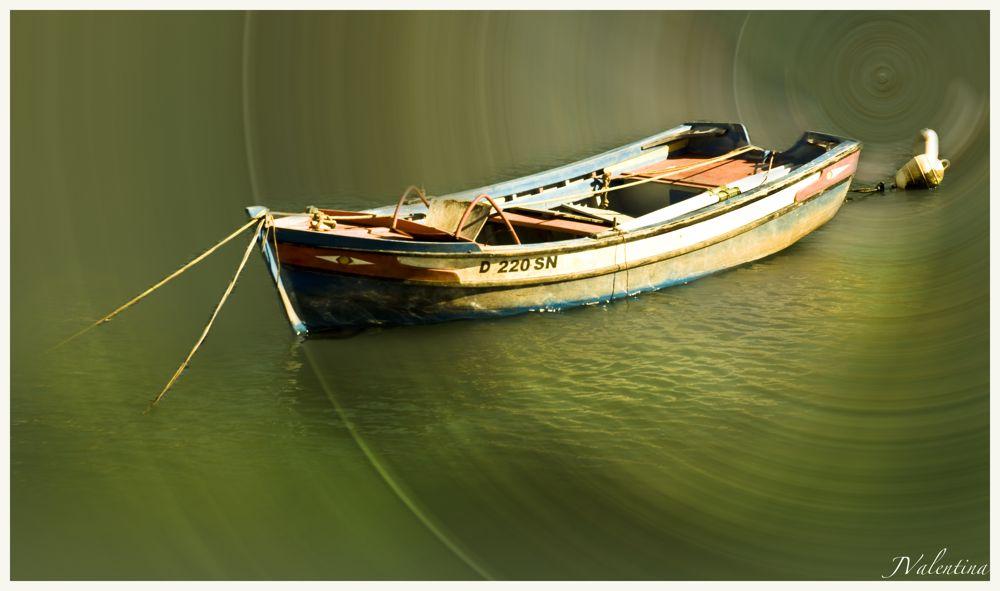 ... a flote