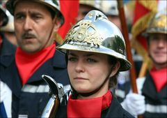 A French Firefighter