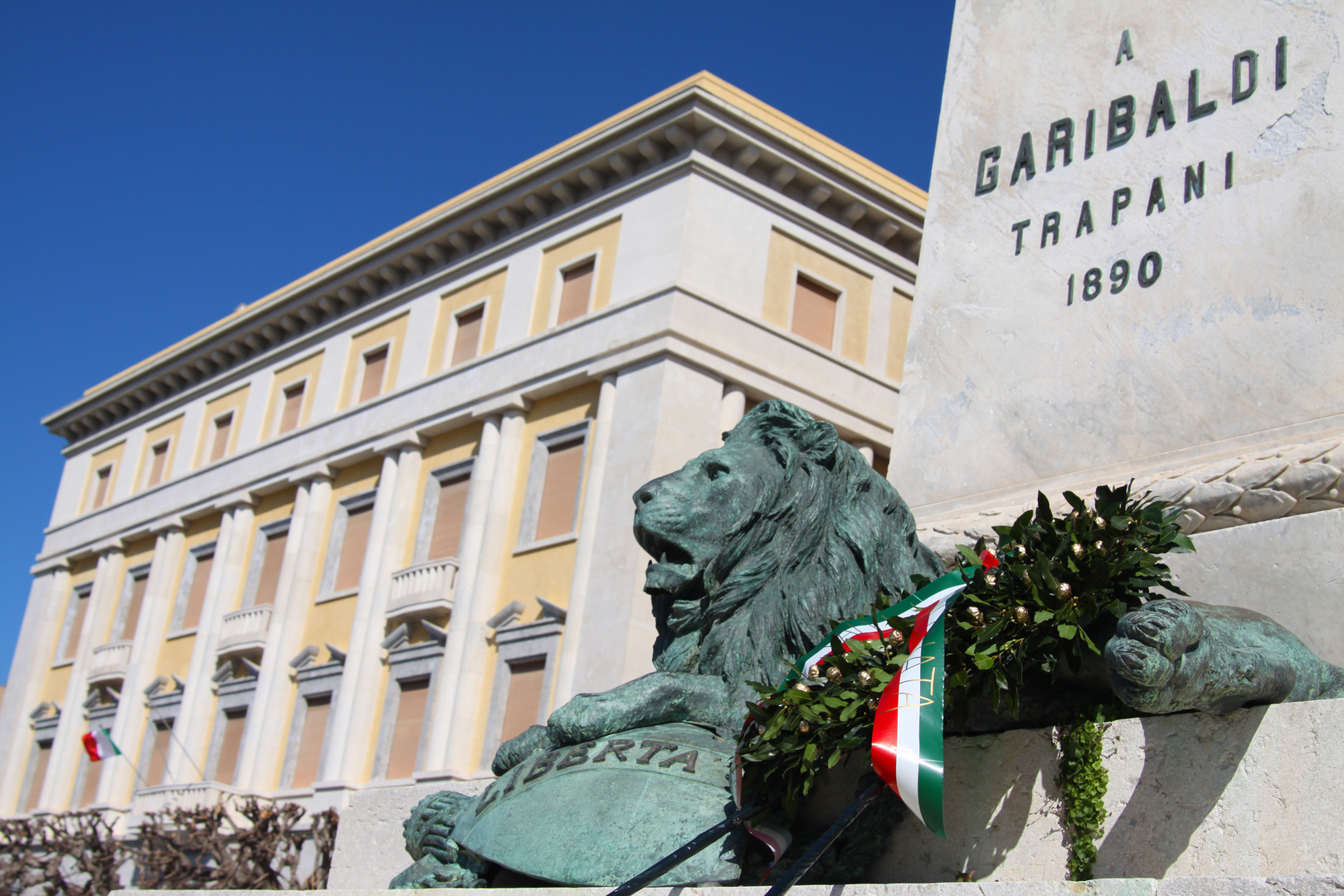 A Garibaldi