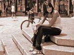 A Girl in Sarajevo...