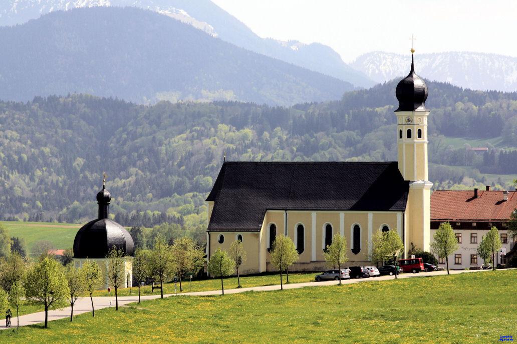 a gmiatlichs Schdüggal Oberbayern