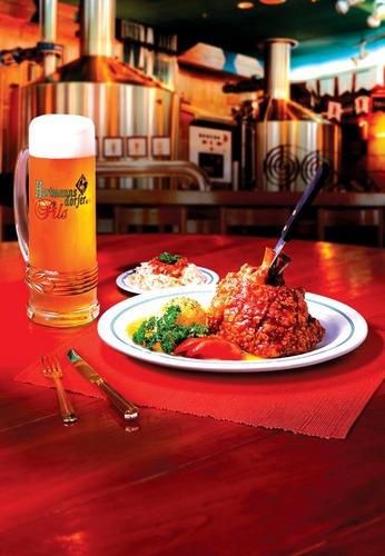 A Hax'n und a Bier