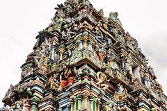 A Hindu Temple - Details