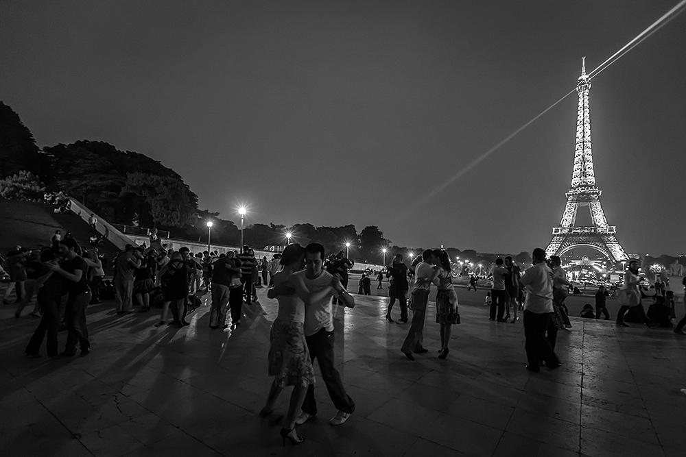 A Hot Night in Paris