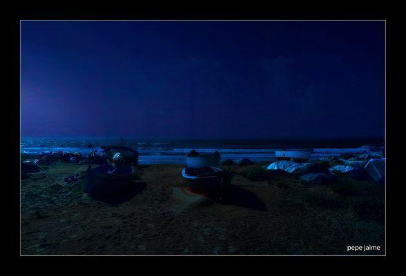 A la luz de la luna (I),,,,¡¡Mentira!! (para Montse)