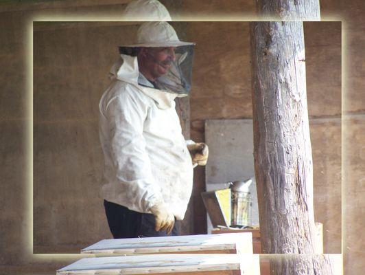 A la mémoire d'un apiculteur