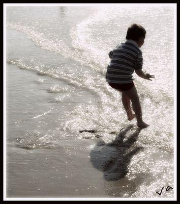 a la mer..