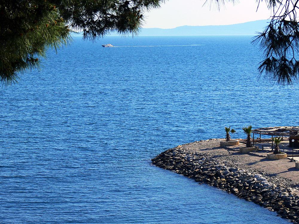 A la mer... je veux du soleil ;-) ... Am Meer, ich wünsch' mir Sonne ;-) ...