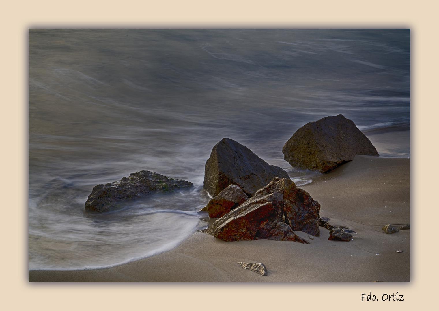 A la orilla de la mar