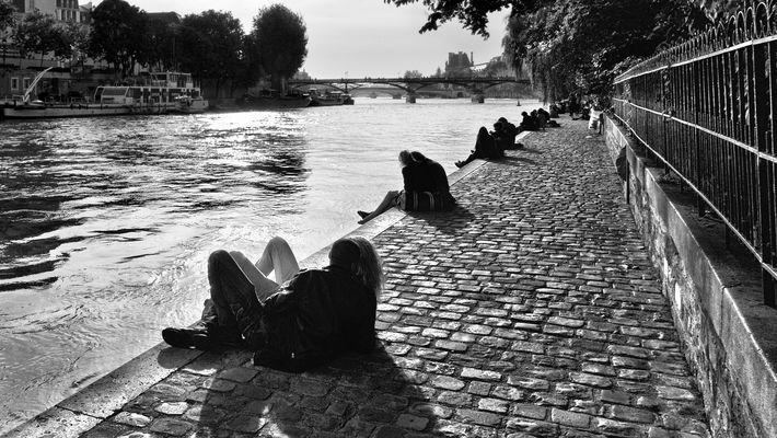 A la orilla del Sena