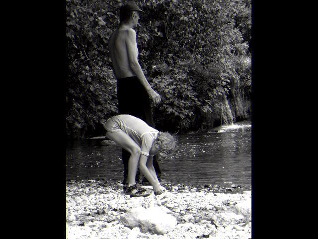 a la riviere
