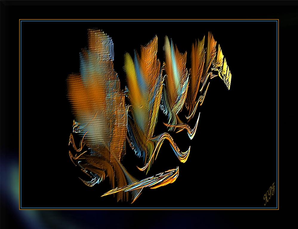 A l'aile d'un ange, vole une plume pour écrire sur mon coeur...