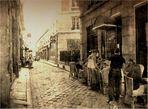 A l'ancienne, à Saint-Germain-des-Prés...