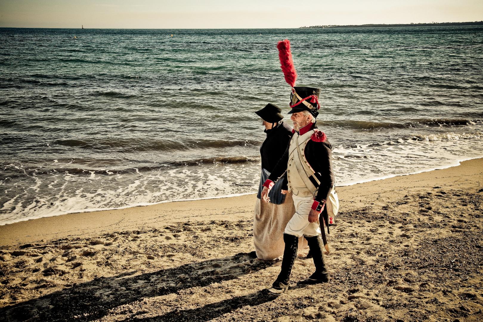 A l'époque Napoleonienne